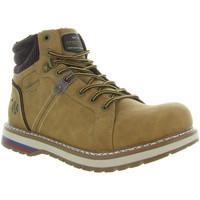 Chaussures Homme Boots Kimberfeel DAWSON Beige