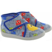 Chaussures Enfant Chaussons bébés Bellamy DAMAS Gris