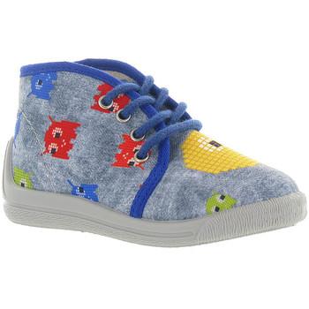 Chaussures Enfant Baskets montantes Bellamy DAKAR Gris