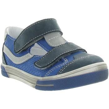 Chaussures Garçon Sandales et Nu-pieds Bellamy CHAUSS Bleu