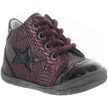 Chaussures Enfant Boots Bellamy VAL Rouge