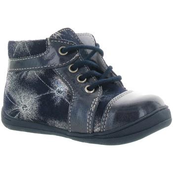 Chaussures Enfant Boots Bellamy AVE Bleu