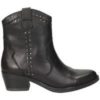 Chaussures Femme Bottines Carmela BOTINES  67387 MODA JOVEN NEGRO Noir