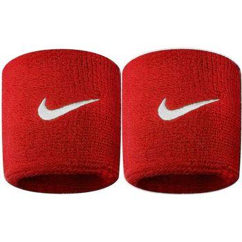 Accessoires Accessoires sport Nike Poignets éponge  swoosh rouge