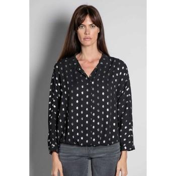 Vêtements Femme Tops / Blouses Deeluxe Blouse WESTY Black