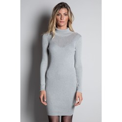 Vêtements Femme Robes courtes Deeluxe Robe ERICA Grey Mel