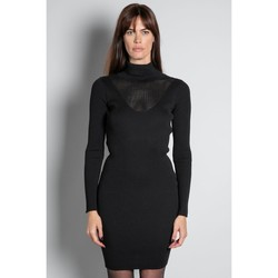 Vêtements Femme Robes courtes Deeluxe Robe ERICA Black