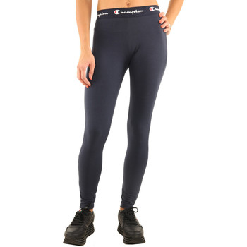 Vêtements Femme Leggings Champion Leggings Bleu marine