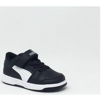 Chaussures Baskets basses Puma REBOUND LAYUP NOIR Noir