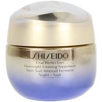 Beauté Femme Anti-Age & Anti-rides Shiseido Vital Perfection Overnight Firming Treatment