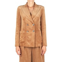 Vêtements Femme Vestes / Blazers 8pm DP8PM Marron