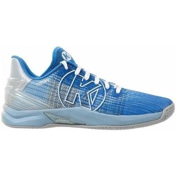 Chaussures Femme Multisport Kempa Chaussures femme  Attack One 2.0 bleu/gris clair chiné