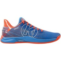 Chaussures Homme Multisport Kempa Chaussures  Attack One 2.0 bleu/rouge fluo