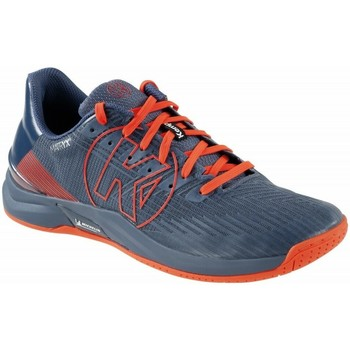 Chaussures Homme Multisport Kempa Chaussures  Attack Two 2.0 gris/rouge fluo