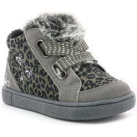 Chaussures Fille Baskets montantes Mod'8 Bloye GRIS