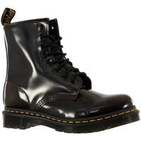 Chaussures Femme Bottines Dr Martens 1460 w cherry red arcadia rouge