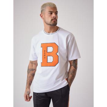 Vêtements Homme T-shirts manches courtes Project X Paris Tee Shirt Blanc