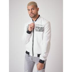 Vêtements Homme Blousons Project X Paris Veste Légère Blanc