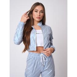 Vêtements Femme Téléchargez lapplication pour Project X Paris Veste Légère Bleu clair