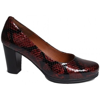 Chaussures Femme Escarpins Karston Escarpin losti rouge