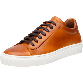 Chaussures Homme Baskets basses Shoepassion Sneakers No. 120 MS Cognac