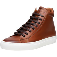 Chaussures Homme Baskets montantes Shoepassion Sneakers No. 121 MS Dunkelbraun