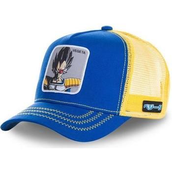 Accessoires textile Homme Casquettes Dragonball Z VEG bleu