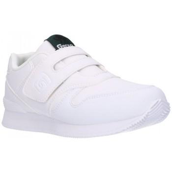Chaussures Garçon Baskets basses Gorila 66201 Niño Blanco blanc