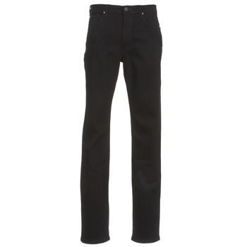 Vêtements Homme Jeans droit Lee BROOKLYN STRAIGHT Noir
