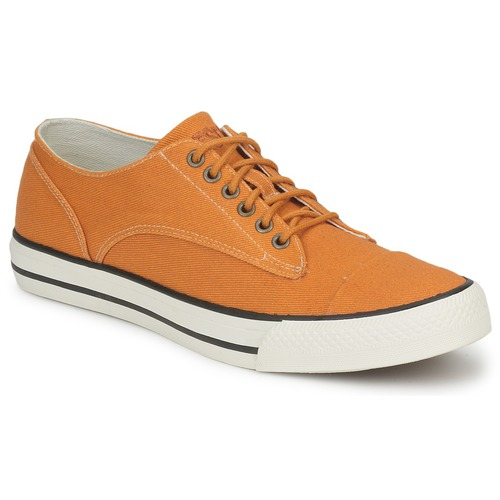 Chaussures Femme Baskets basses Diesel MARCY W Orange