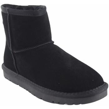 Chaussures Femme Bottes de neige Kelara K01208 noir Noir