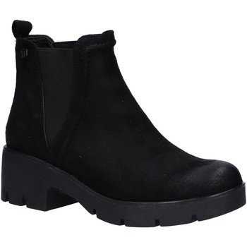 Chaussures Femme Bottines MTNG 58712 Negro