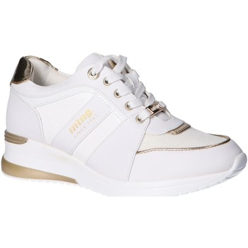 Chaussures Femme Baskets basses MTNG 69601 Blanco