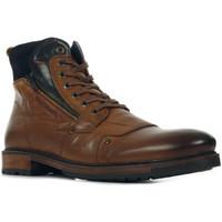 Chaussures Homme Boots Redskins Hamam marron