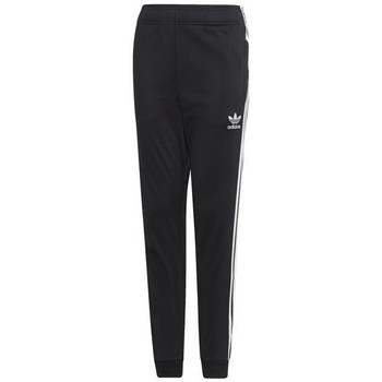 Vêtements Enfant Pantalons de survêtement adidas Originals Junior Superstar Pants Noir