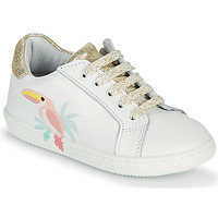 Chaussures Fille Baskets basses GBB EDONIA Blanc