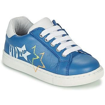 Chaussures Garçon Baskets basses GBB KARAKO Bleu