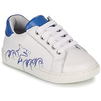Chaussures Garçon Baskets basses GBB KARAKO Blanc