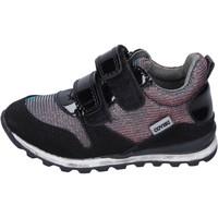 Chaussures Fille Baskets mode Enrico Coveri BK251 noir