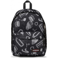 Sacs Enfant Cartables Eastpak Sac à dos  Out Of Office noir motif EK767 D51 Multicolor