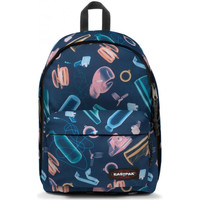 Sacs Enfant Cartables Eastpak Sac à dos  Out Of Office bleu motif EK767 D52 Multicolor