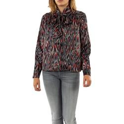 Vêtements Femme Chemises / Chemisiers Molly Bracken p1542bh20 bark black noir