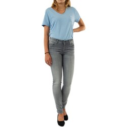 Vêtements Femme Jeans skinny Salsa wonder 3000 gris