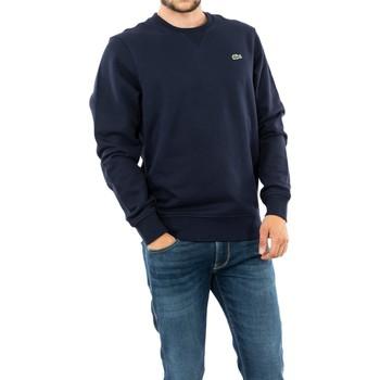Vêtements Homme Sweats Lacoste sh1505 423 marine/marine bleu