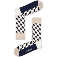 Accessoires Homme Chaussettes Happy Socks Filled optic sock Multicolore