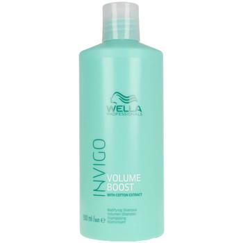 Beauté Femme Shampooings Wella Invigo Volume Boost Shampoo  500 ml