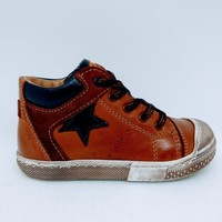 Chaussures Garçon Baskets mode Stones and Bones 3856 LENO Marron