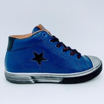 Chaussures Garçon Baskets mode Stones and Bones 4016 ROBBI bleu
