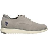 Chaussures Homme Derbies U.s Polo Assn 4139S9/S3 lacé Homme GRIS GRIS