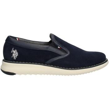 Chaussures Homme Mocassins U.s Polo Assn 4075S0/S1 flâneurs Homme BLEU BLEU